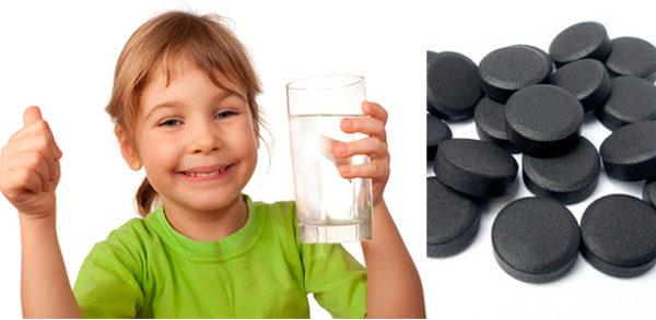 Активированный уголь при поносе у взрослых и детей: помогает ли, как принимать и через сколько действует