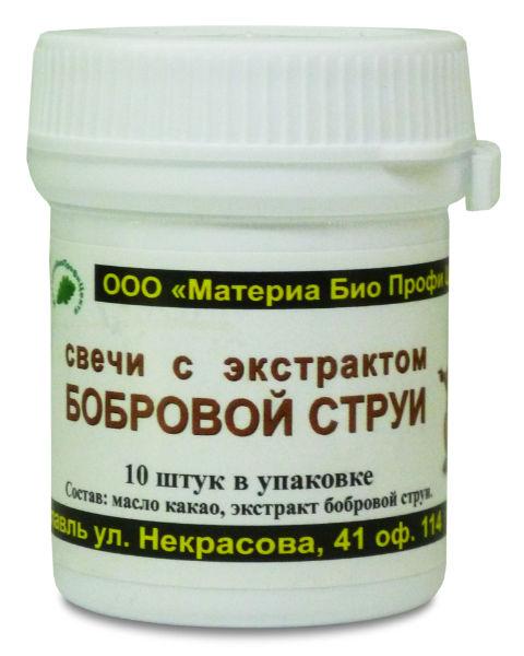 Бобровая струя для лечения простатита: показания, рецепты, побочные эффекты