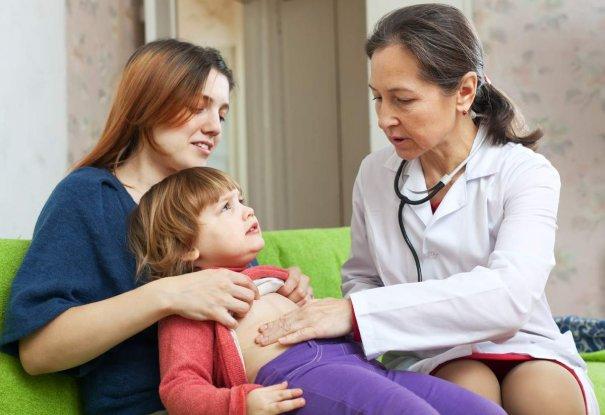 Инвагинация кишечника у детей и взрослых