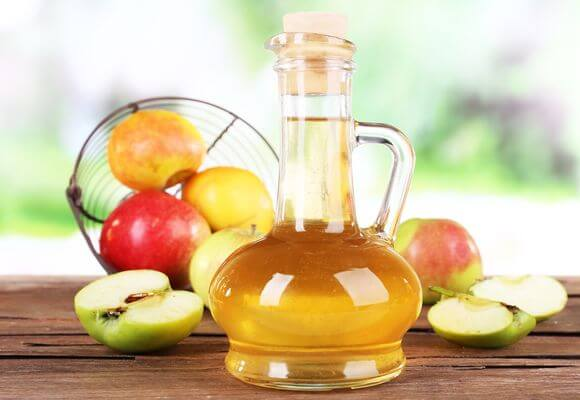Лечение варикозного расширения вен нижних конечностей яблочным уксусом