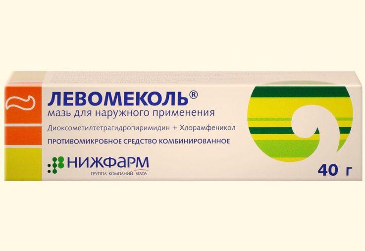 Мазь Левосин: самая скорая помощь при геморрое