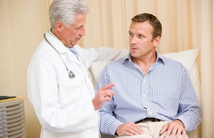 Опасность гнойного простатита
