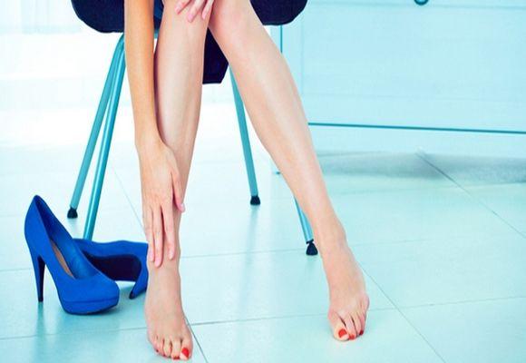 Основные симптомы варикоза нижних конечностей у женщин