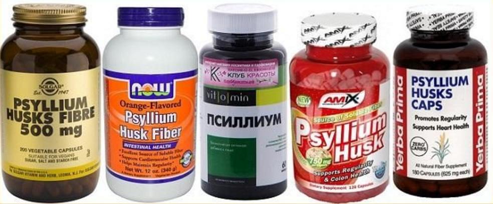 От чего помогает препарат Псиллиум и как его принимать?