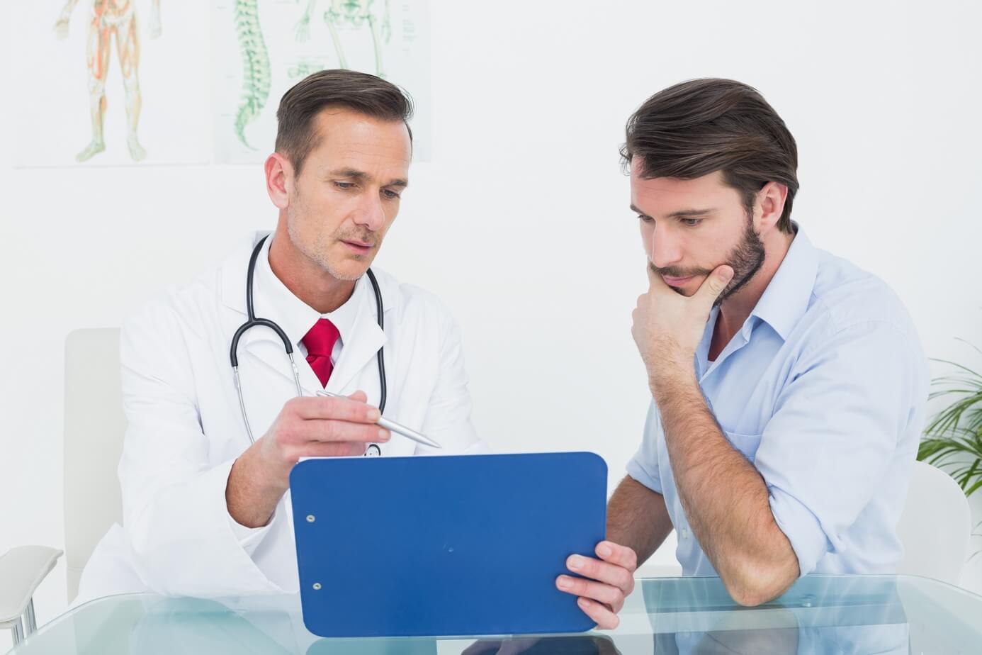 Первые признаки простатита у мужчин — как не пропустить их