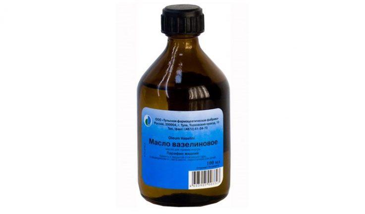 Применение вазелинового масла при геморрое и запорах: основные правила и рекомендации специалистов