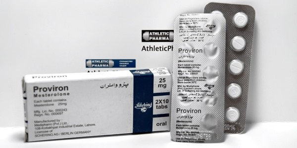 Провирон: описание препарата  на основе активного андрогена
