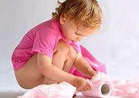 Советы что можно сделать от запора у ребенка в 2 года