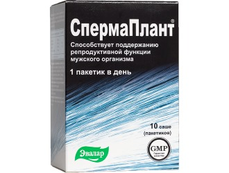 Спематон - БАД для восстановления репродуктивной системы
