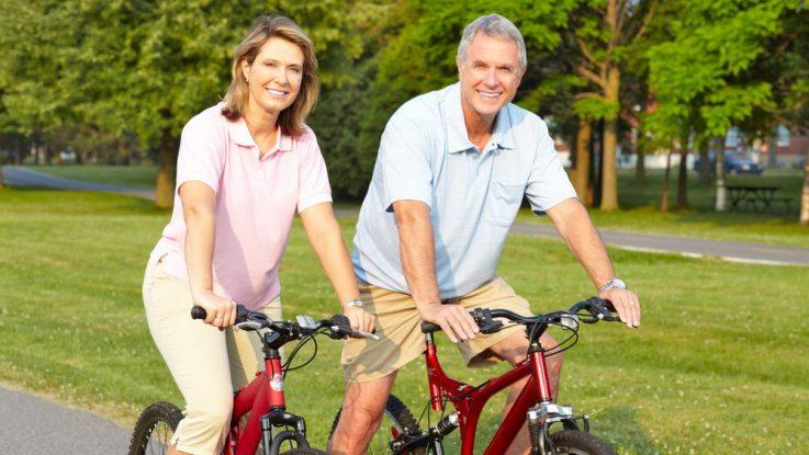 Велосипед и велосипедные прогулки при геморрое: польза и возможный вред
