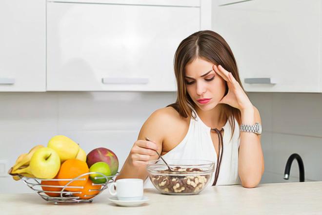 3 в 1: пища стоит комом, желудок не работает и нет отрыжки