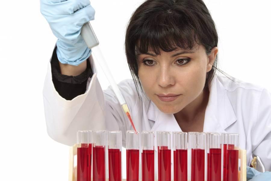 диагностика крови на ЗППП