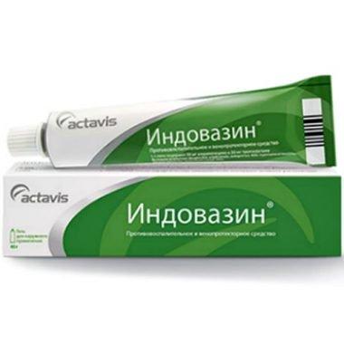Индовазин при геморрое: лечебные свойства, состав и особенности применения