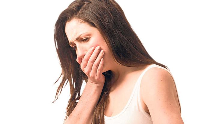 Какие причины тошноты и рвоты желудочным соком