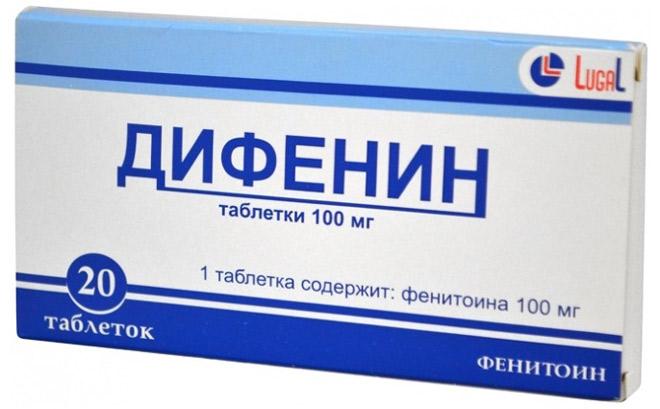 Механизм действия препарата Дифенин — перечень аналогов