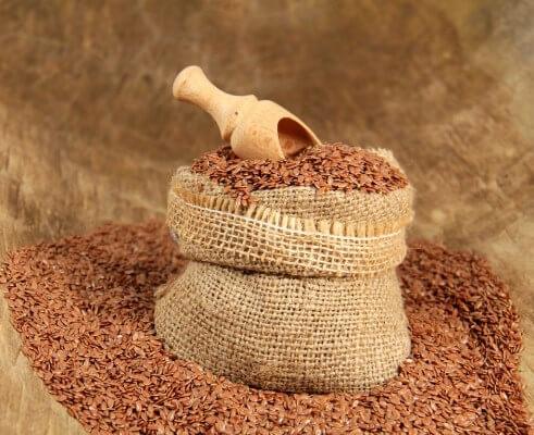 Семена льна от изжоги – масло, отвар, настой