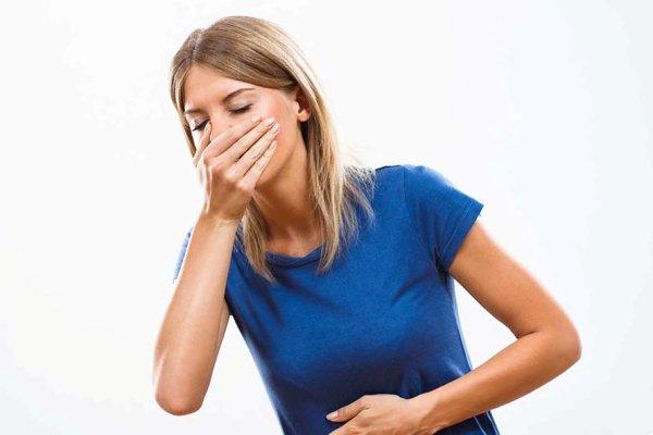 Тошнота при холецистите - причины и как избавиться