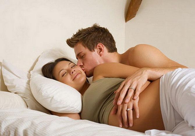 Анальный секс во время беременности: все за и против вопроса