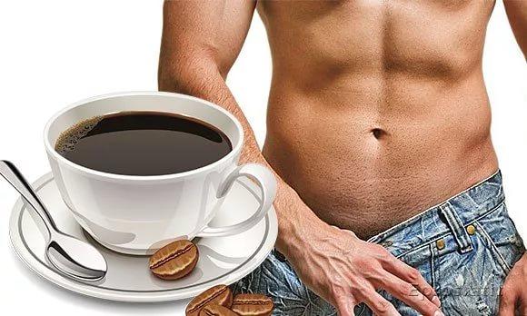 Как кофе влияет на потенцию: польза или вред