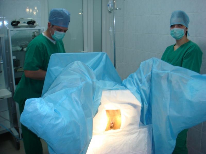 Оперативное лечение геморроя: методы и виды операций на геморроидальных узлах