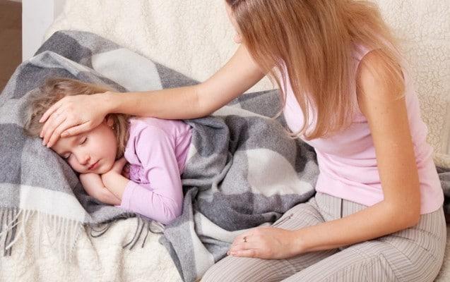 Причины появления и лечение ацетонемической рвоты у детей
