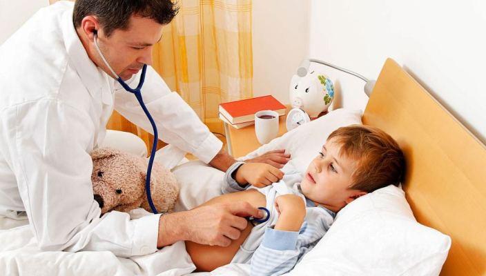 Ребенка рвет желчью – причины, симптомы и лечение