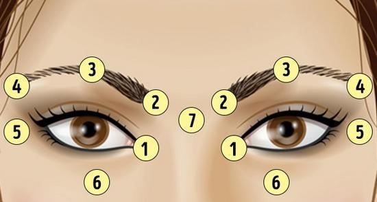 массаж глаз польза для зрения