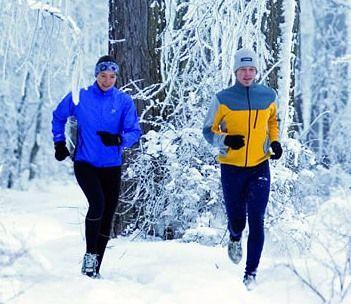бег на свежем воздухе - лучшая реакция на стресс
