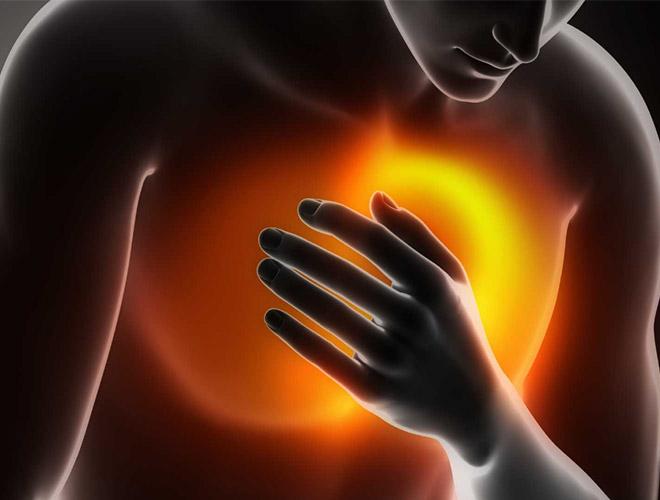 Боль в области желудка, изжога: причины и лечение