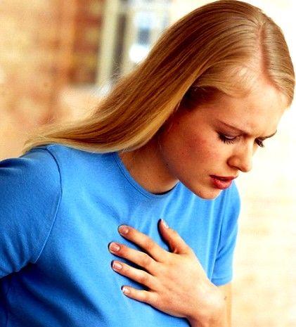 загрудинная боль - сигнал тревоги
