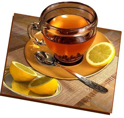 чай, разные виды, полезные свойства чая