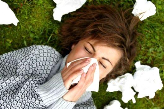 как проявляется аллергия, симптомы аллергии