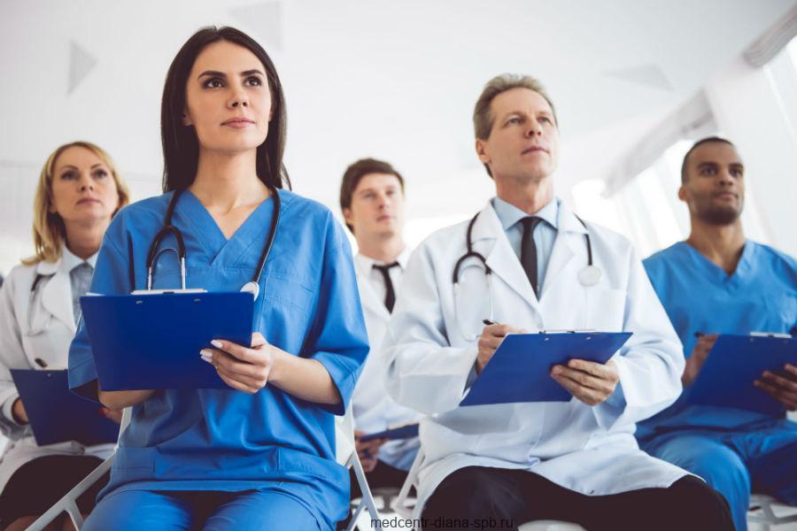 Профессиональные знания врача — на самом современном уровне