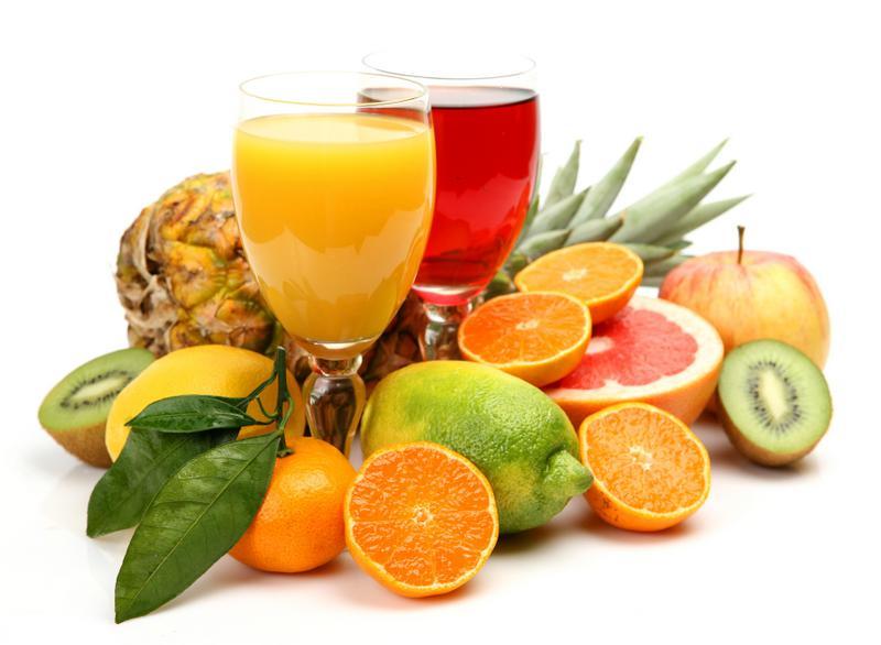 Фото: полезные фрукты при повышенной потливости