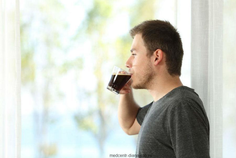Две чашки кофе в день могут защитить от эректильной дисфункции