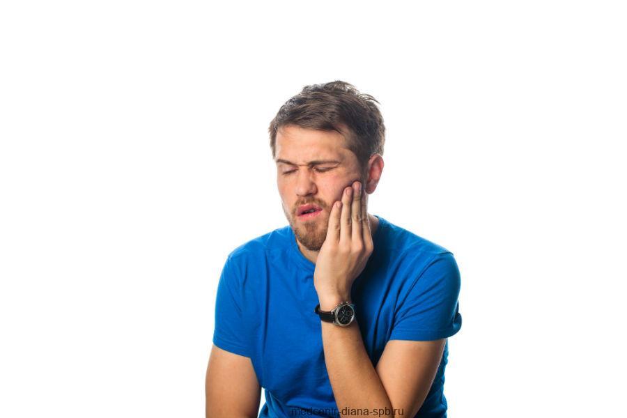 Плохой зуб может вызвать импотенцию
