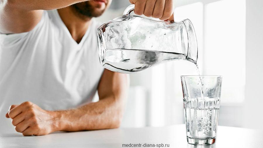 Адекватное потребление воды