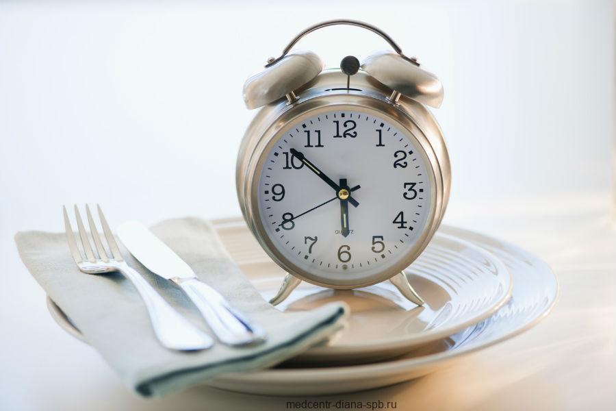 Частое питание через равные промежутки времени