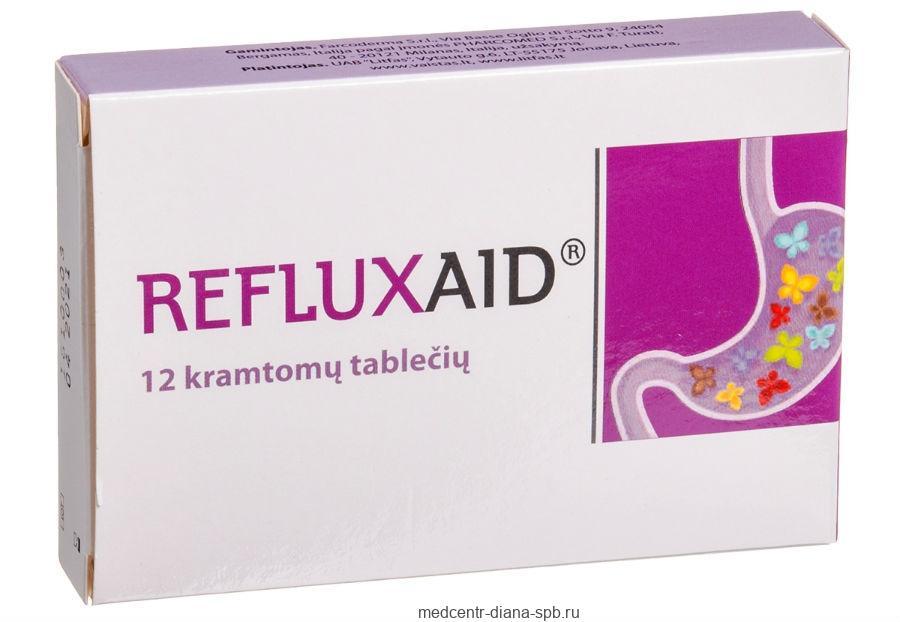 Препарат Refluxaid