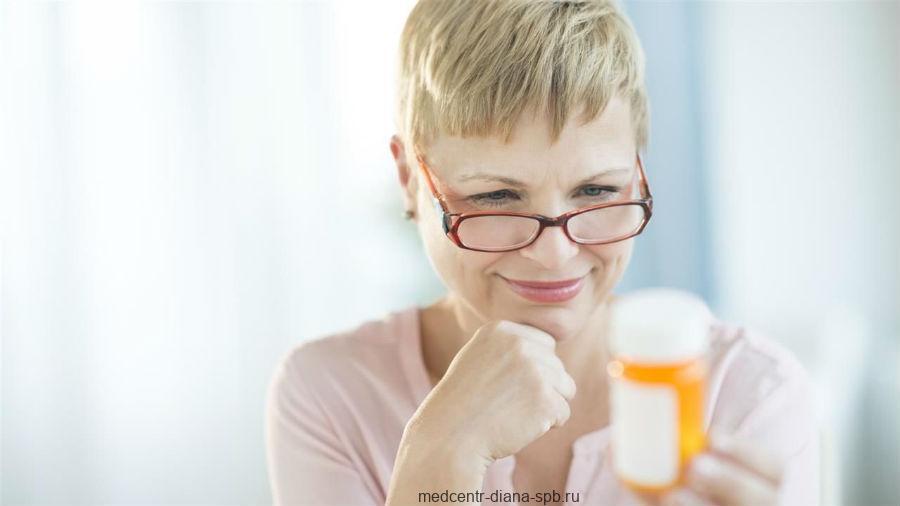 Заместительная гормональная терапия при менопаузе