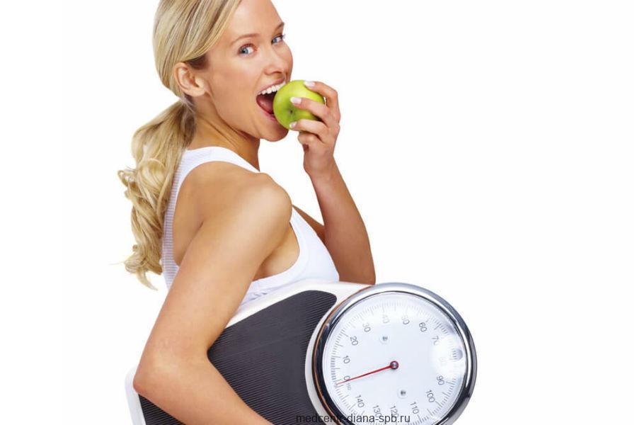 Диета для похудения и нерегулярность цикла