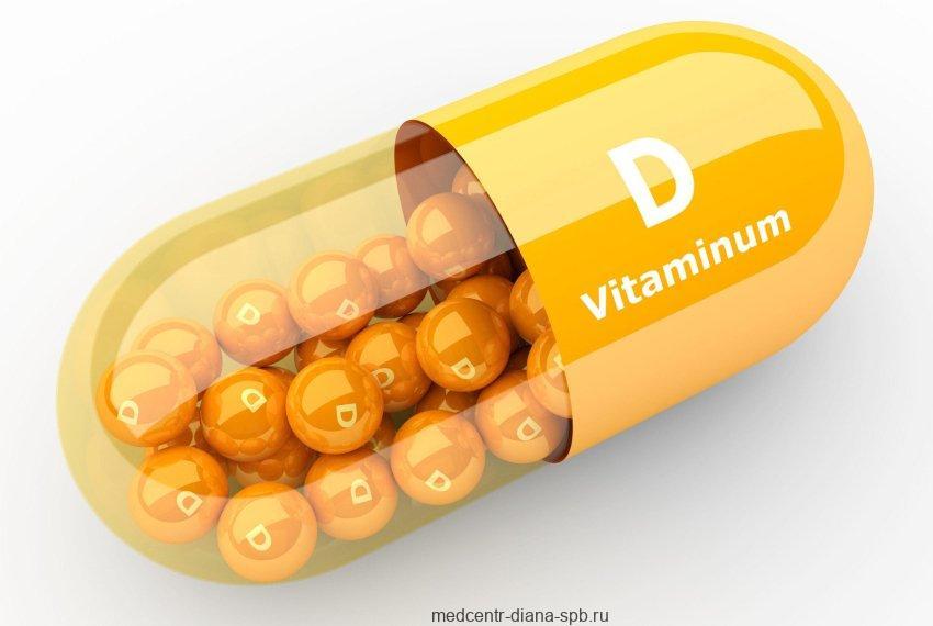 Добавка витамина D