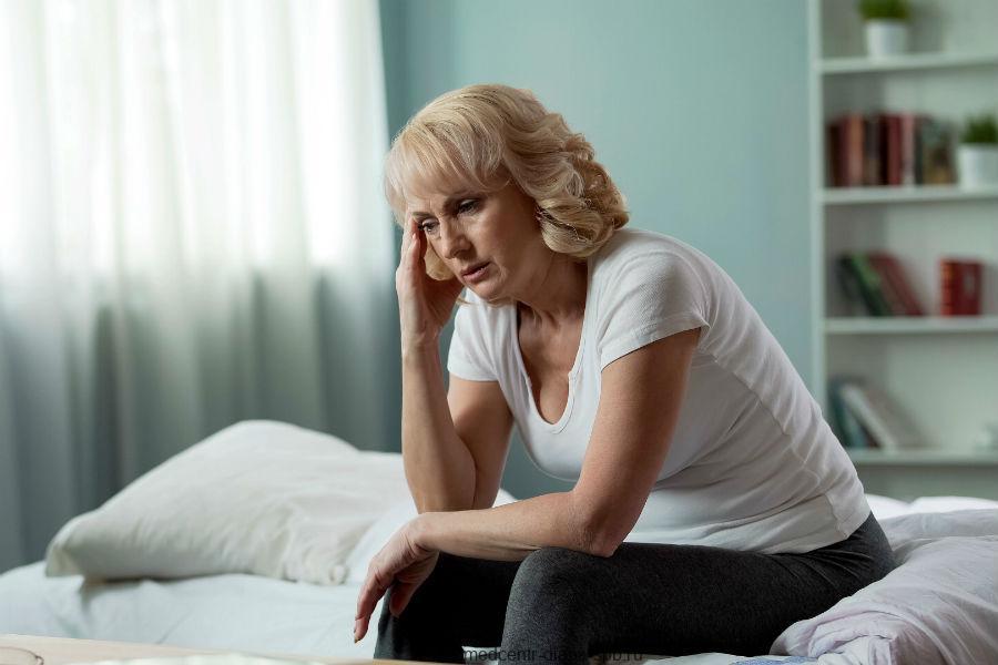Облегчение симптомов менопаузы