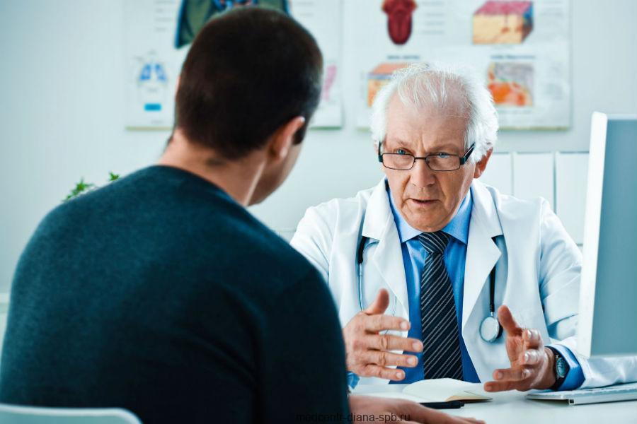 Причины и методы лечения микоза половых органов у мужчин