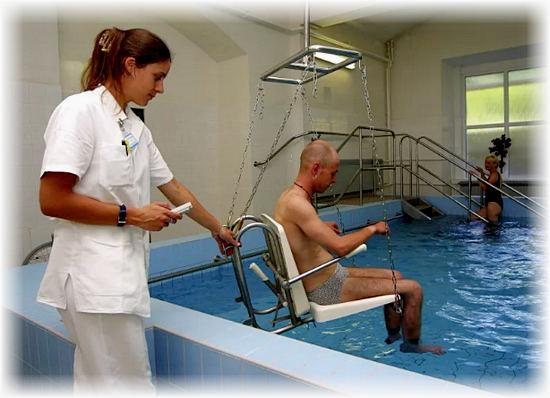 лечение водой - гидротерапия