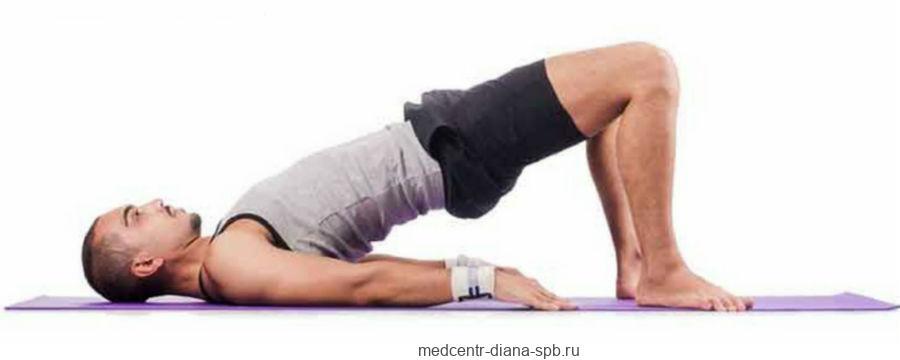 Укрепление мышц тазового дна специальными упражнениями