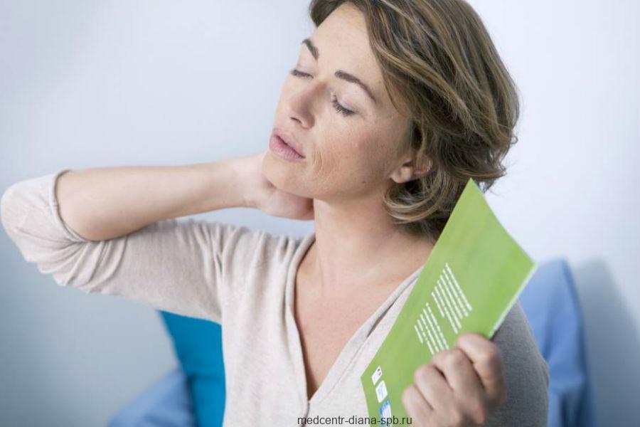 6 способов избавиться от приливов во время менопаузы