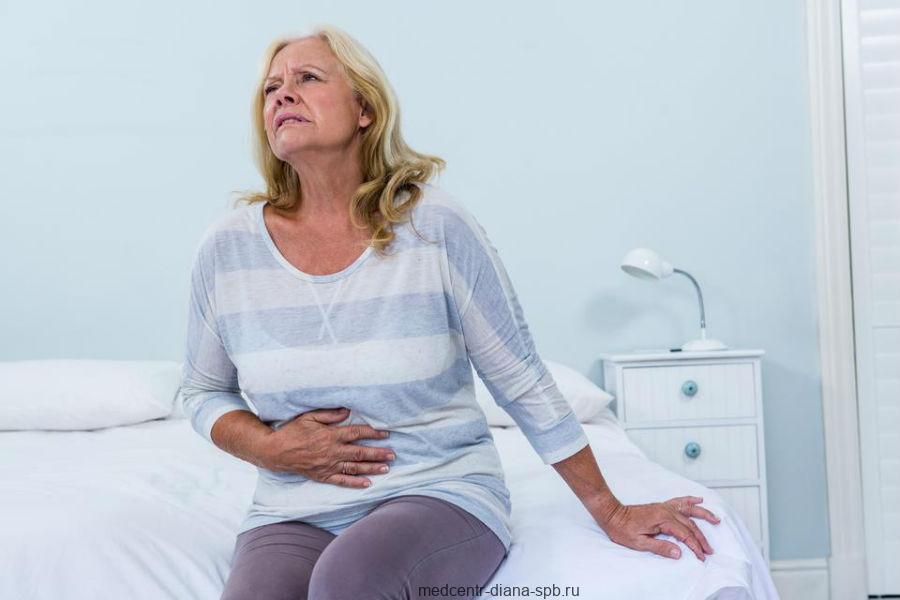 Инфекции мочевыводящих путей у пожилых людей