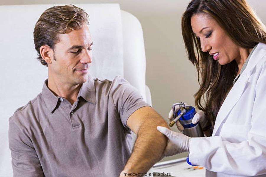 Другие показания и противопоказания для лечения дерматологических заболеваний жидким азотом. Часть 3