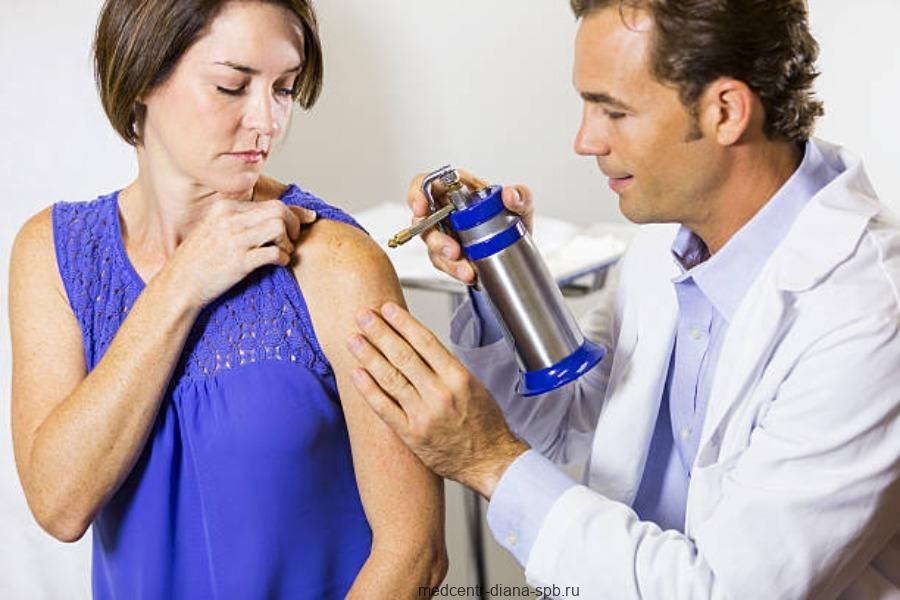 Криотерапия  – прижигание жидким азотом: применение в дерматологии. Часть 1
